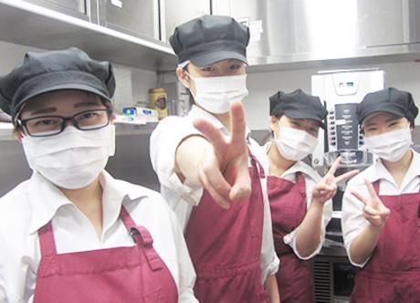 経験不問!《アニメイトカフェ  セントラルキッチン》調理補助のお仕事です。